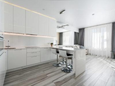 modern living bar